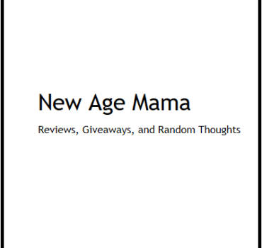 """New Age Mama says, """"Tray Haven helps make bonding in the kitchen easier…"""""""